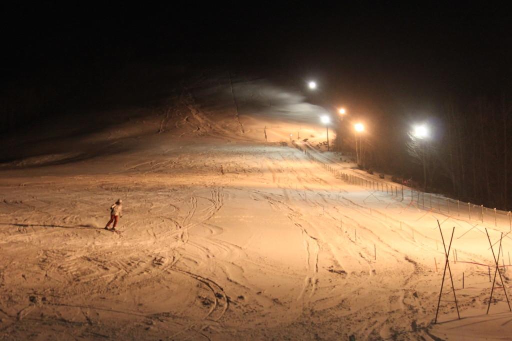 町民スキー場