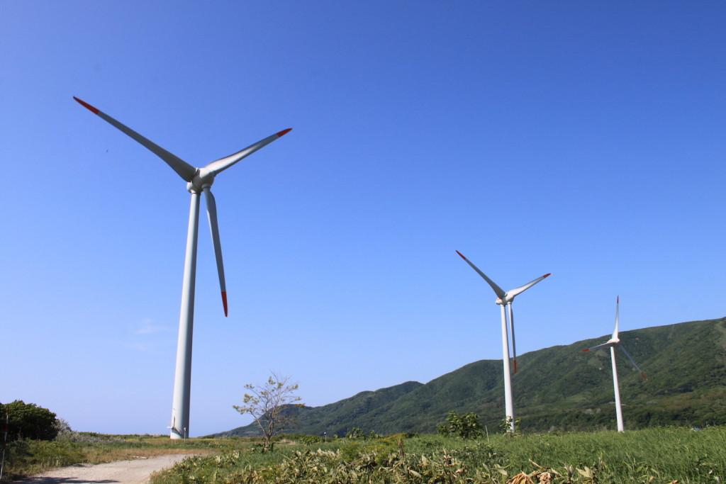 風力発電施設